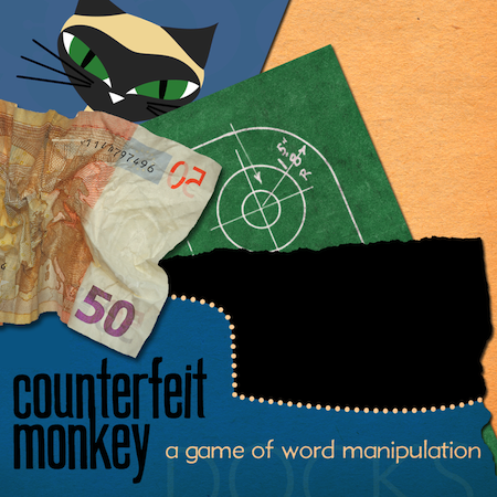 Cover art for Counterfeit Monkey