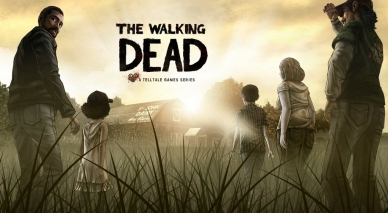 Image de the walking dead le jeu vidéo