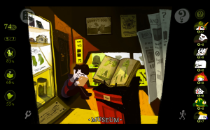 Detective Grimoire allows the player to put together information into new sharable deductions.