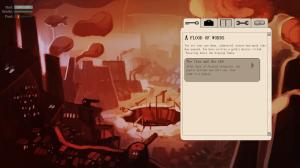 Proc gen poems screenshot