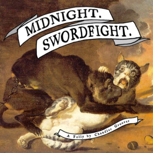 Midnight Swordfight cover
