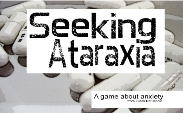Cover for Seeking Ataraxia