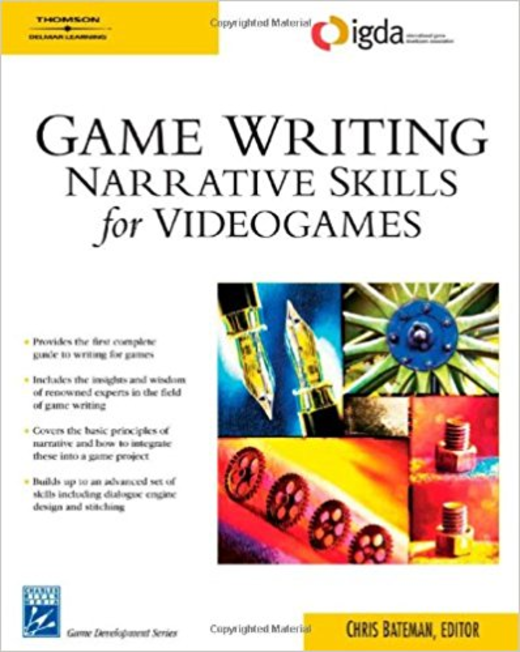 Popular Game Design Books