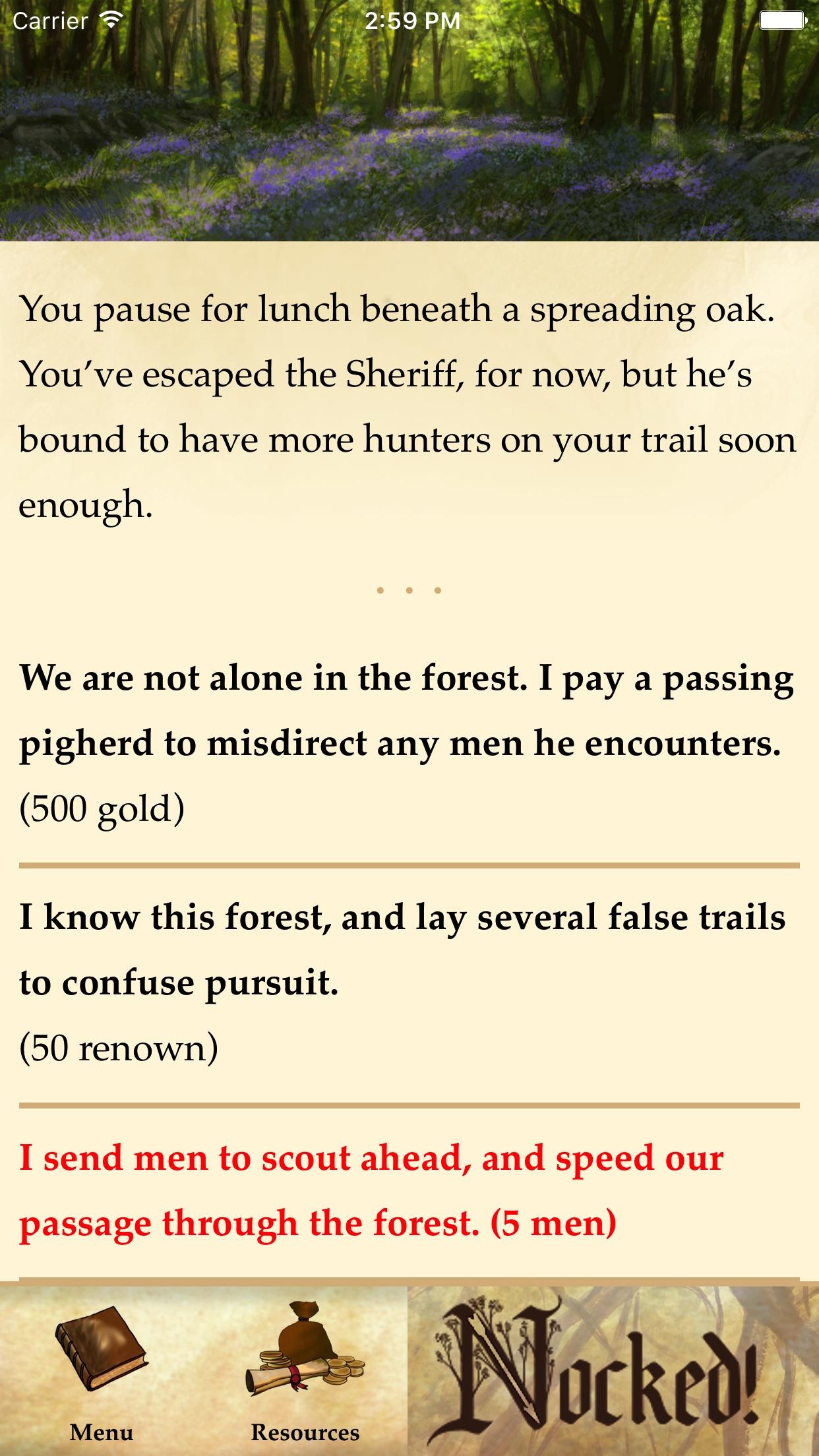 Nocked! True Tales of Robin Hood (Andrew Schneider) – Emily
