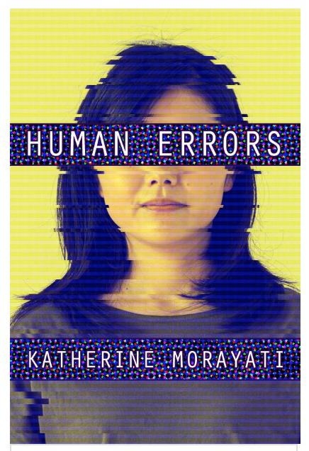 Cover art for Katherine Morayati's Human Errors